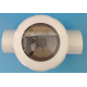 Aussie Gold FRV040 40mm Swing Check Valve 40mm pvc with clear window