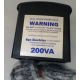 Spa Electrics Transformer 12V 200VA Dual lv200